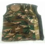 เสื้อลายทหาร สวยๆ แขนกุด ราคาไม่แพง หลายสีหลายขนาด 42dan โบ๊เบ๊