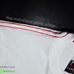 เสื้อยืดคอตตอนเกรดพรีเมียมของเราผลิตจาก ผ้า Supersoft Cotton